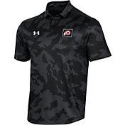 Under Armour Men's Utah Utes Camo Athlete Performance Polo