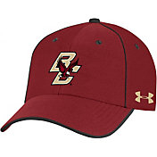 Under Armour Men's Boston College Eagles Maroon Isochill Adjustable Hat