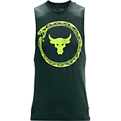 Under Armour Men's Project Rock Same Game Graphic Tank Top