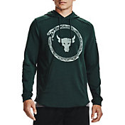 Under Armour Men's Project Rock Terry Snake Hoodie