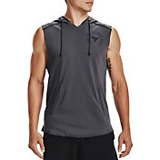 Under Armour Men's Project Rock Snake Sleeveless Hoodie