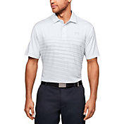 Under Armour Men's Playoff 2.0 Performance Stripe Golf Polo