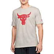 Under Armour Men's Project Rock Brahma Bull Graphic T-Shirt