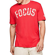 Under Armour Men's Project Rock Focus Graphic T-Shirt