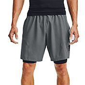 Under Armour Men's Project Rock Flex 9'' Woven Shorts