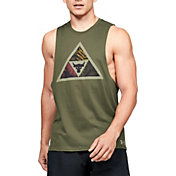 Under Armour Men's Project Rock MANA Graphic Tank Top