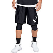 Under Armour Men's Perimeter 11'' Basketball Shorts (Regular and Big & Tall)