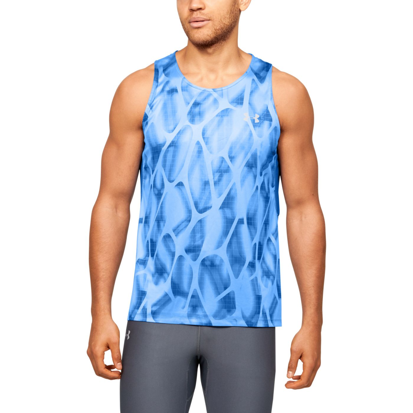 Under Armour Men's Qualifier Short Sleeve T-Shirt (Regular and Big & Tall)