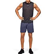 "Under Armour Men's Qualifier Speedpocket 9"" Shorts"