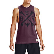 Under Armour Men's Project Rock BSR Graphic Tank Top