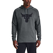 Under Armour Men's Project Rock Charged Cotton Brahma Pullover Hoodie