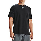 Under Armour Men's Project Rock Charged Cotton T-Shirt
