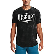 Under Armour Men's Project Rock Disrupt Graphic T-Shirt