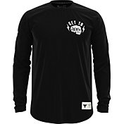 Under Armour Men's Project Rock Get To Work Graphic Long Sleeve Shirt