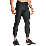 Under Armour Men's Project Rock HeatGear Compression Leggings