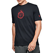 Under Armour Men's Project Rock Stay Strong Graphic T-Shirt