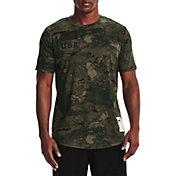 Under Armour Men's Project Rock Veteran's Day Graphic T-Shirt