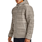Under Armour Men's Down Hooded Jacket