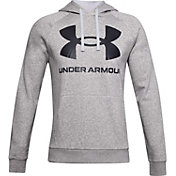 Under Armour Men's Rival Fleece Big Logo Hoodie