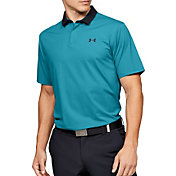 Under Armour Men's Iso-Chill Printed Golf Polo
