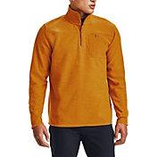Under Armour Men's Specialist Grid Henley 1/2 Zip Sweatshirt