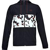 Under Armour Men's Camo Sportstyle Windbreaker Jacket