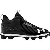 Under Armour Men's Spotlight Franchise Mid RM Football Cleats
