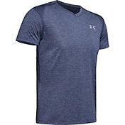 Under Armour Men's V-Neck Streaker 2.0 Short Sleeve Running T-Shirt