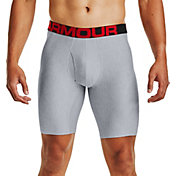 Under Armour Men's Tech Mesh 9'' Boxerjock Boxer Briefs - 2 Pack