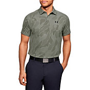 Under Armour Men's Vanish Jacquard Golf Polo