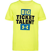 Under Armour Little Boys' Big Ticket Talent T-Shirt