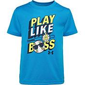 Under Armour Little Boys' Like A Boss T-Shirt