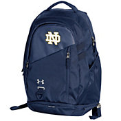 Under Armour Notre Dame Fighting Irish Hustle Backpack