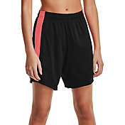 Under Armour Women's Colorblock 6'' Basketball Shorts