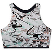 Under Armour Women's Breathelux Marble Sports Bra
