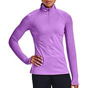 Under Armour Women's ColdGear Armour ½ Zip Pullover