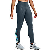 Under Armour Women's ColdGear Armour Graphic Compression Leggings