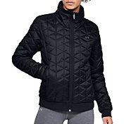 Under Armour Women's Cold Gear Reactor Performance Jacket