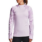 Under Armour Women's ColdGear Armour Camo Pullover Hoodie