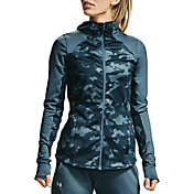 Under Armour Women's ColdGear Armour Full-Zip Hoodie