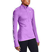 Under Armour Women's ColdGear Armour Graphic ½ Zip Pullover