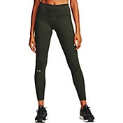 Under Armour Women's ColdGear Rush Jacquard Compression Leggings