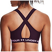 Under Armour Women's Crossback 2.0 Medium Support Sports Bra