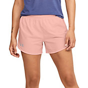 Under Armour Women's Fly-By 2.0 Cire Perforated Running Shorts