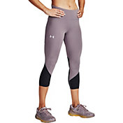 Under Armour Women's HeatGear Fly Fast 2.0 Crop Leggings