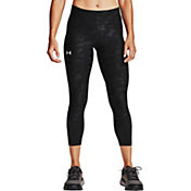 Under Armour Women's Fly Fast 2.0 Sizzle Crop Leggings