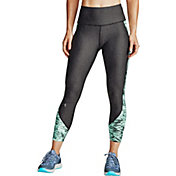 Under Armour Women's HeatGear Armour Printed Cropped Leggings