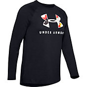 Under Armour Women's Kazoku Graphic Long Sleeve Shirt