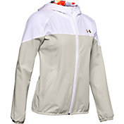 Under Armour Women's Kazoku Woven Hooded Jacket