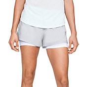 Under Armour Women's Launch SW 2-in-1 Running Shorts